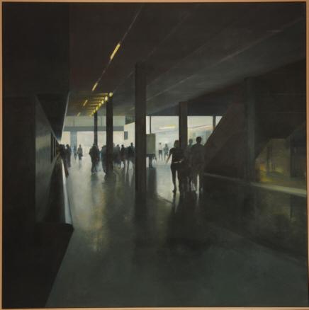 Salvador Ribes, Visitadors. Primer Premio 2008