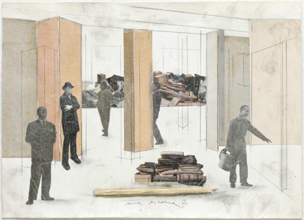 Pep Duran, Suite de Marburg n. 3, 2007