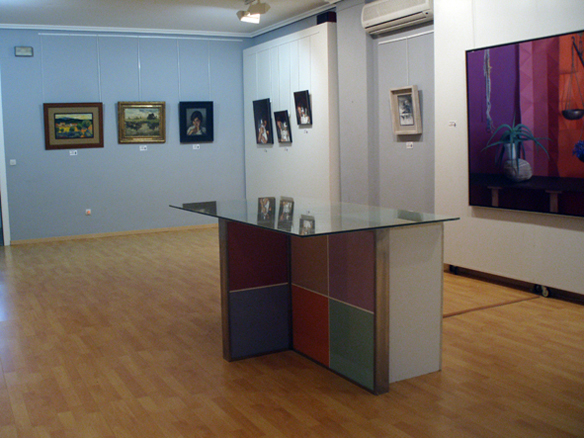 Obras de Palencia, Pradilla, Hermoso, Donoso, Naranjo y Santibáñez