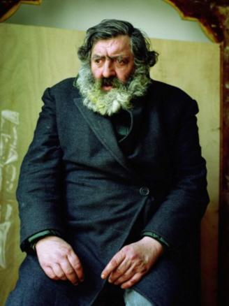 Pierre Gonnord, Antonio
