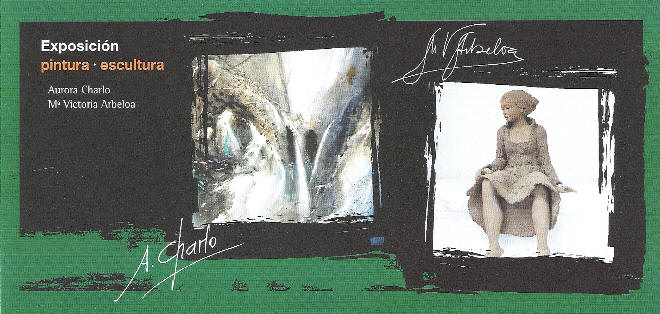 Aurora Charlo - M. Victoria Arbeloa