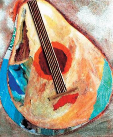 Angela Merayo, Solo de cuerda