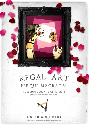 Exposición Regal Art
