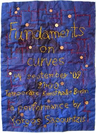 Yorgos Sapountzis, Fundaments on Curves, 2009