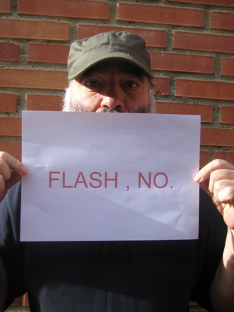 Nel Amaro, Flash no