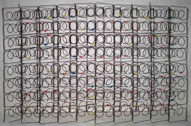 Lorenzo Belenguer, Homage to Pollock II