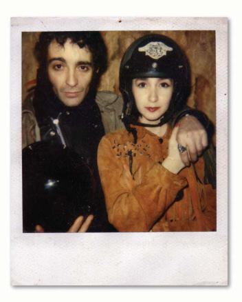 Alberto y Ana Matías