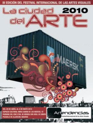 Artendencias, La Ciudad del Arte 2010