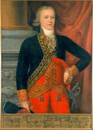 Retrato de D.Mariano Luis Vicente de Urquijo