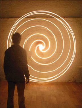 Conrad Shawcross, The limit of everything, 2010