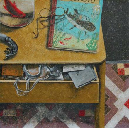 Cristina Sampere, A la recerca del tresor