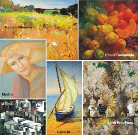 Obras Catálogo Exposiciones 2010