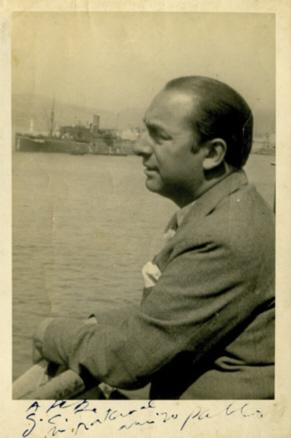 Neruda y los barcos