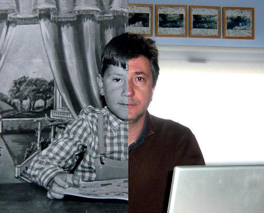 Juan Carlos Fernández Izquierdo, Autorretrato