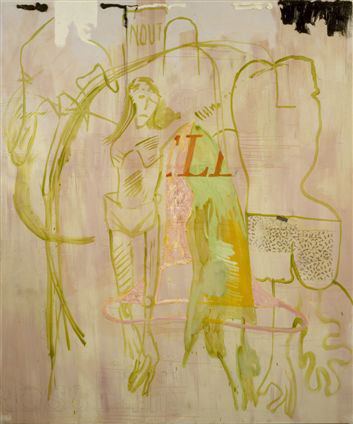 Martin Kippenberger, Sin título, 1990