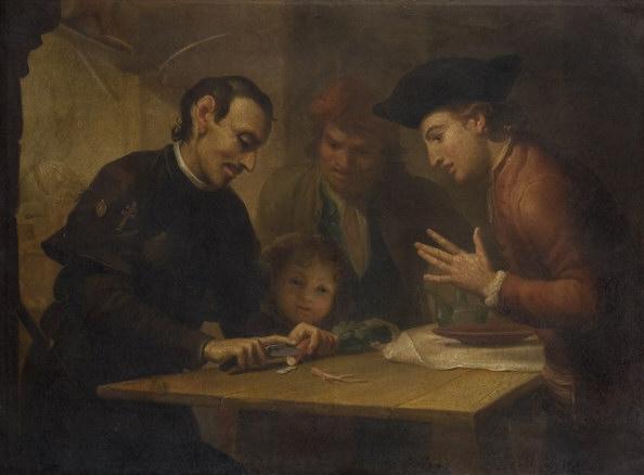 Joseph Flaugier, Sant Josep Oriol