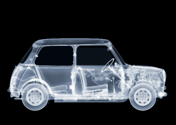Nick Veasey, Mini