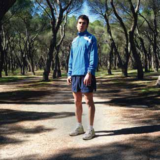 Juan Valbuena, Mohamed. 19 años. Atletismo. Ser campeón olímpico