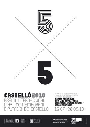 5x5 Castelló 2010