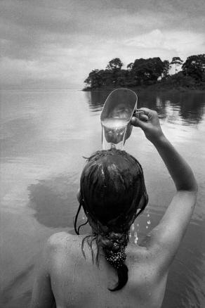 Rafael Trobat, Solentiname, Isla Mancarrón, 1990