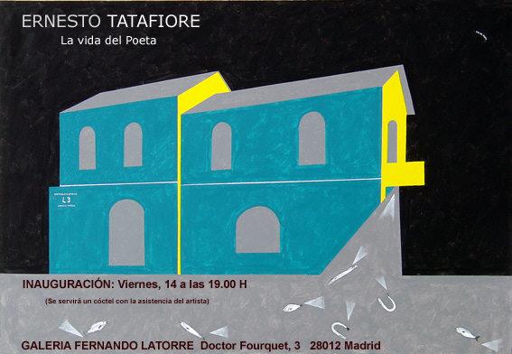 Ernesto Tatafiore, Al suo interno una centrale elettrica, 2010