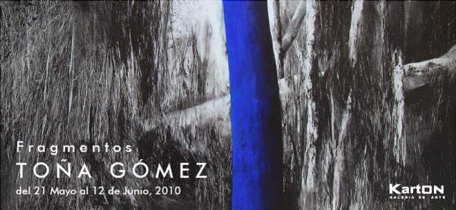Toña Gómez, Fragmentos