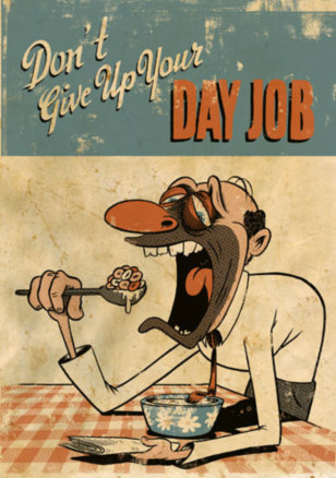 Lluís, Don´t Give Up Your Day Job
