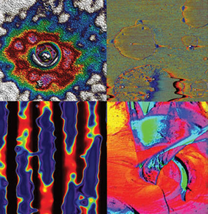 Encuentros en la nanoosfera
