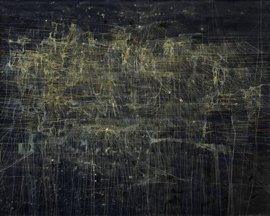 Ruth Morán, Del viento y la trama, 2009