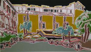 Museo. Obra de Francisco Recuero