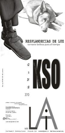 KSO, Resplandeces de luz