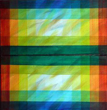 Jose G. Ramos, Serie ...en el paisaje, 2007