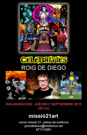 Roig de Diego, Celebrities