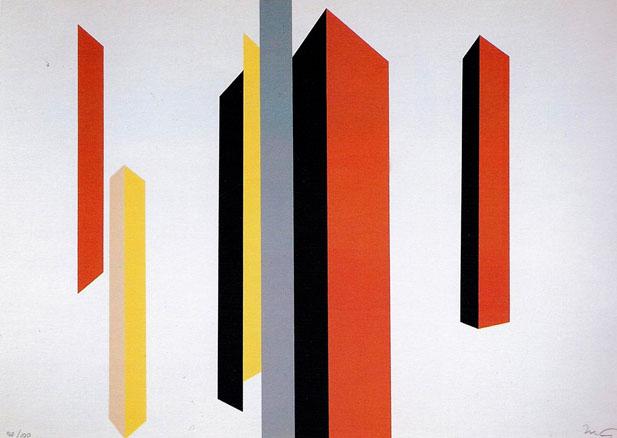 Mathias Goeritz, Torres II, 1972