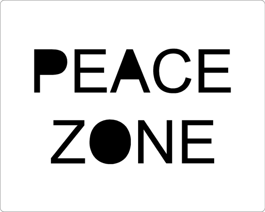 PEACE ZONE Action
