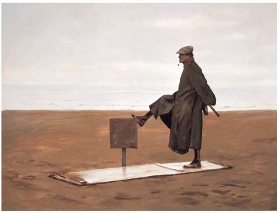 Ángel Mateo Charris, El cazador de tormentas, 1995