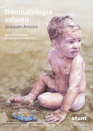 Joaquín Artime, Traumatología infantil