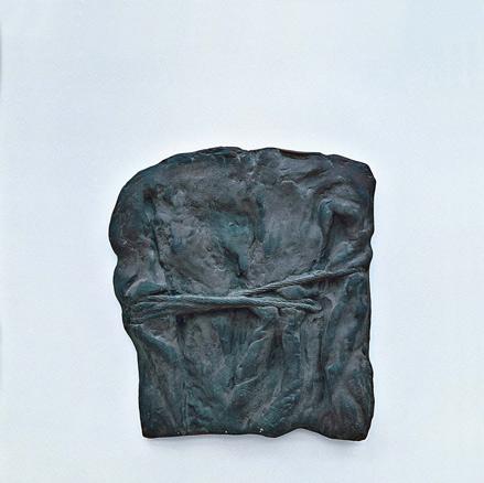 Bruce Nauman, Henry Moore Bound to Fail, 1970