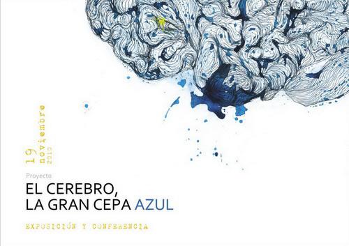 El cerebro la gran cepa azul