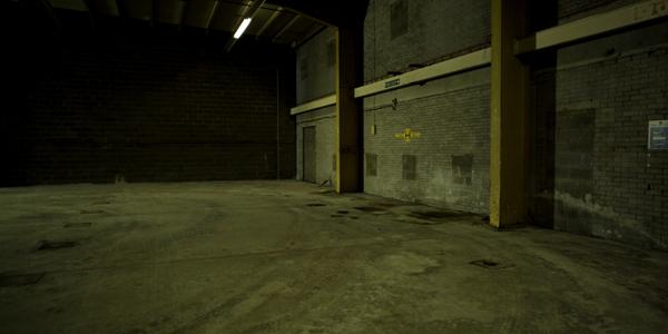 Unfinished, 2010 Instalacion 2 videoproyecciones