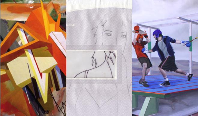 Pamplona Jóvenes Artistas 2009