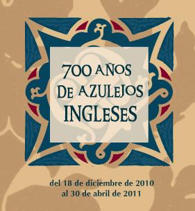 700 Años de Azulejos Ingleses