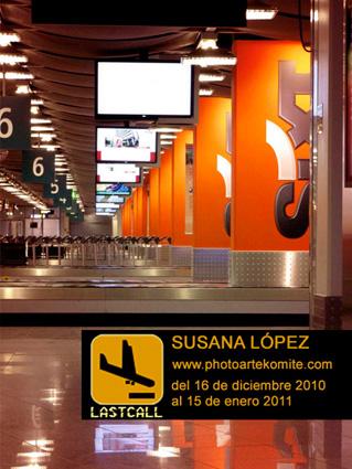 Last Call, de Susana López