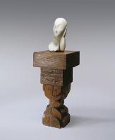 Constantin Brancusi, Una musa, 1912