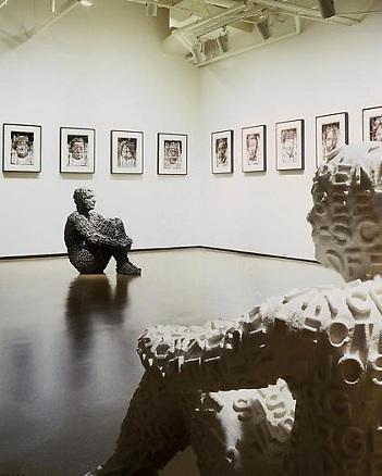 Jaume Plensa. Instalación de Chicago