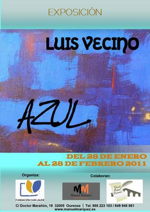 Luis Vecino, Azul