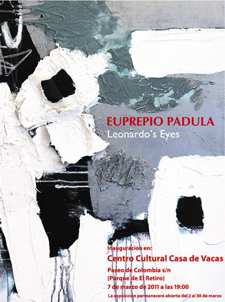 Euprepio Padula, Leonardo´s Eyes