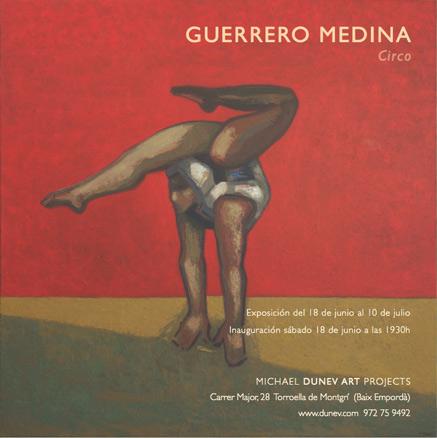 Guerrero Medina, Circo