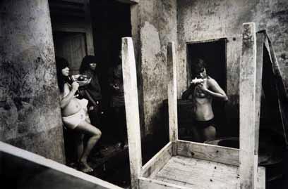 Fernell Franco, Sin título. De la serie Prostitutas, 1970-72