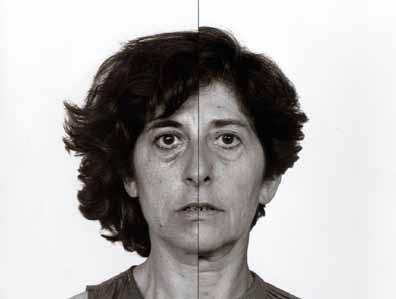 Esther Ferrer, El libro de las cabezas. Autorretrato en el tiempo, 1981-2004